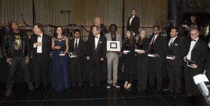 The 2013 UNCA Awards Winners (group photo)